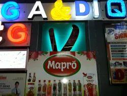 LED Acrylic Signage Letters