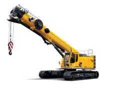 Demag Telescopic Crawler Crane Maintenance