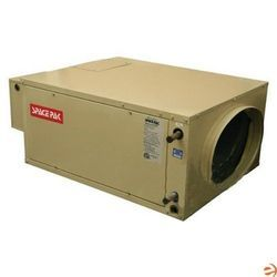 Fan Coil Unit Vertical Floor Mounted Concealed Unit
