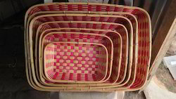 Cane Packing Baskets