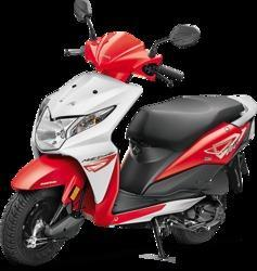 Honda Dio Sports Red Scooter