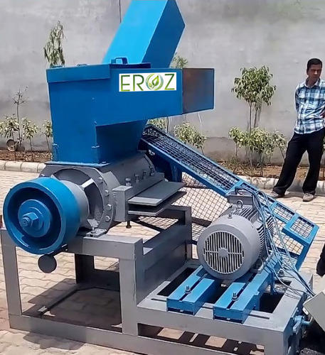 Battery Crate Crusher For Making Chips