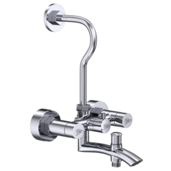 Wall Mixer 3 In 1 - Brass Plumbing Fitting