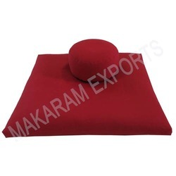 Cotton Zabuton Rondo Cushion Set