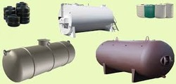 Customized Water Storage Tank