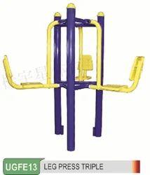 Leg Press Triple