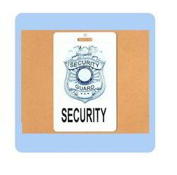 Guard ID Card