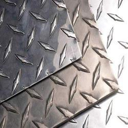 316 Stainless Steel Chequered Plate