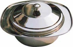 Steel Serving Dish