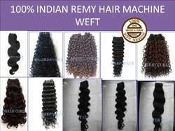 Machine Made Weft