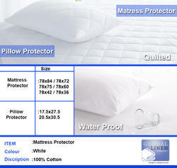 Mattress And Pillow Protector