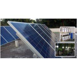 Rooftop Solar Power Generator