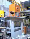 Disch Heads Hydraulic Press