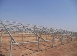 Solar Panel Structures
