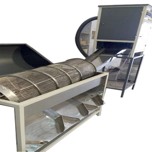 Kaju Processing Machine