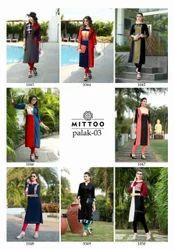 Mittoo Rayon Kurtis
