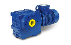 Worm Geared Motor Helical Worm Gearbox