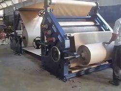 Oblique Single Facer Corrugation Machine