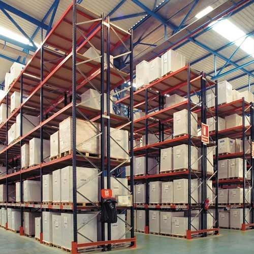 Pallet Racking System for Box Storage