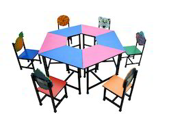 Group Table - Pre-School