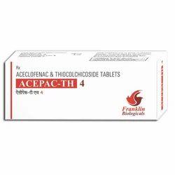 Acepac TH 4 Medicines