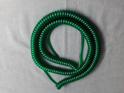1.5/2.5  Sq mm PUR Spiral Cable