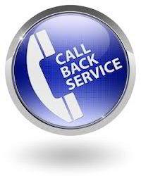 Call Back Service
