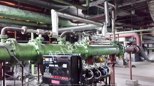 Steam Jet Vacuum Ejector