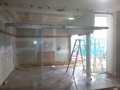 Automatic Sliding Glass Door System Dorma Automatic