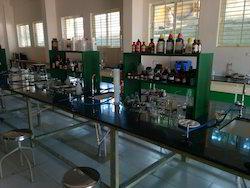 Laboratory Furniture with Laboratory Set Up