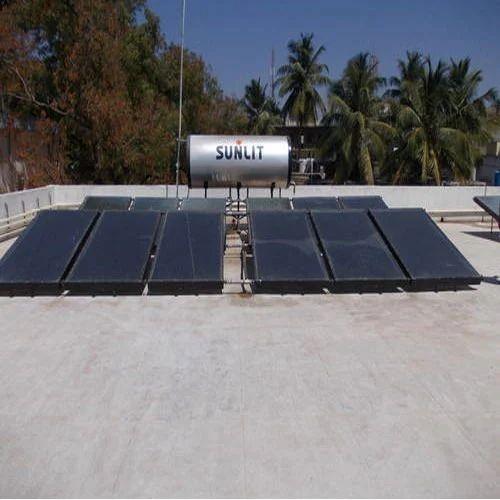 Pre Heated Solar Water Heater