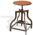 Industrial Bar Stool - Industrial Furniture