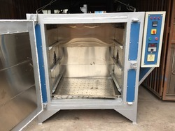 Industrial ovens electric convection oven manufacturer for Paint curing oven