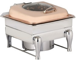 Chafing Dish With Copper Plating