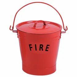 Steel Fire Bucket