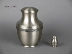 Adult Size Brass Cremation Urns