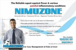 Nimuzone Anti Inflammatory Tablets