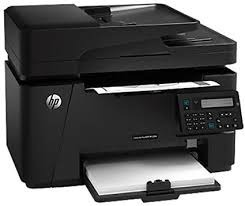 Hp Laser Jet Pro Mfp M128fn Printer
