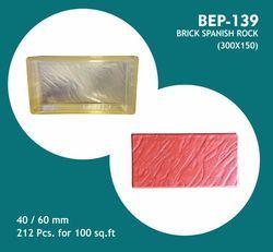 PVC Moulds for Brick Spanish Rock