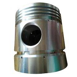 Gas Compressor Cylinder Piston