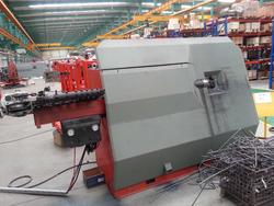 CNC Steel Bar Stirrup Bending Machine