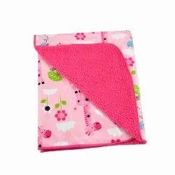Baby Printed Fleece Blanket