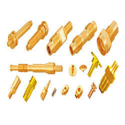 Brass Auto Mobile Parts