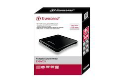 Transcend External DVD RW - DVD Writer