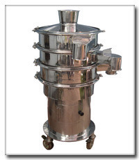 Tablet Vibro Sifter Machine