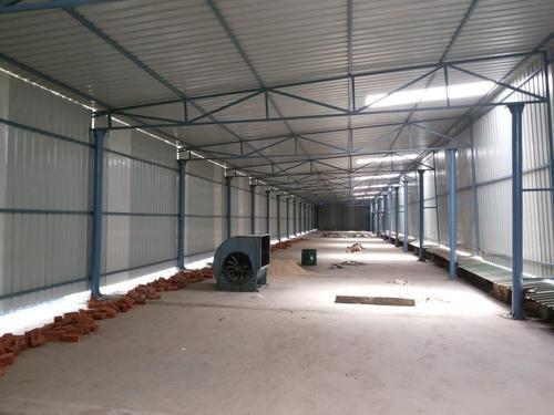Industrial Shed Fabrication Service