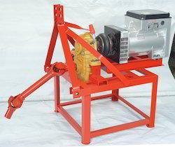Gear Driven PTO Generator 15kva