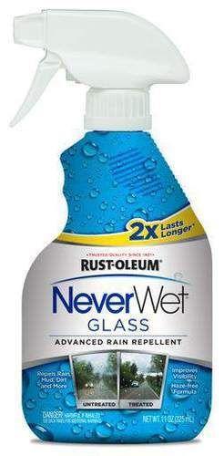 Rust Oleum Never Wet Rain Repellent