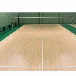 Air Cush Badminton Court