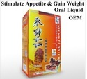 Weight Gain Tonic By Dr. Wong Non Pills Capsules Supplement